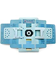 Simple Days Foldable DIY Paper Foldscope Microscope Basic Kit