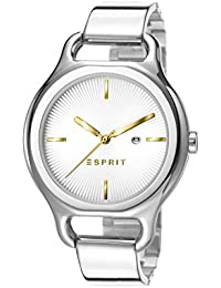 Esprit - ES107932001 - Montre Femme - Quartz Analogique - Bracelet Acier Inoxydable Argent