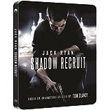 Jack Ryan: Shadow Recruit [Blu-ray] Steelbook - Entertainment Store