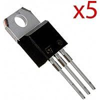 5X Transistor Darlington TIP120 NPN