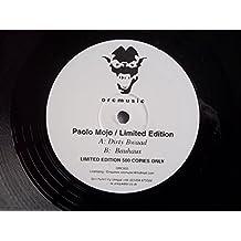 """PAOLO MOJO Dirty Bwaad / Bauhaus 12"""" vinyl"""