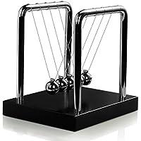 BOJIN clásica Newton péndulo equilibrio bola ciencias Psicología Puzzle-Juego de mesa, metal, S