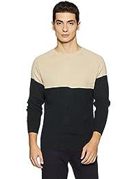 John Miller Men's Polyester Sweater