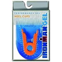 Spenco Ironman Performance Gel Fersen Cup | Tiefe Fersenausformung Dual Density (Dichte) gepolsterte TRP Gel preisvergleich bei billige-tabletten.eu