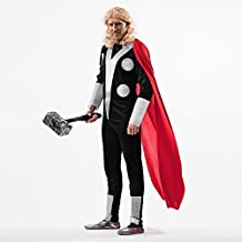 Disfraz tipo Thor. Talla 52 de hombre. Incluye Mono y Capa.