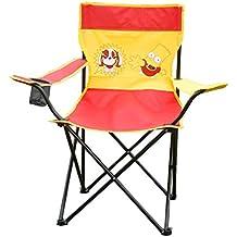 Chaise de Camping/jardin/plage pliantes (HLC) Furniture Fauteuil d'intérieur/extérieur pour Jeunes Enfants Best cadeau