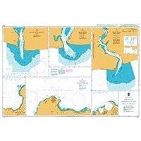 Preisvergleich für Ba Diagramm 1321: Häfen und Terminals im Golf von Guinea von UNITED KINGDOM Hydrographic Büro