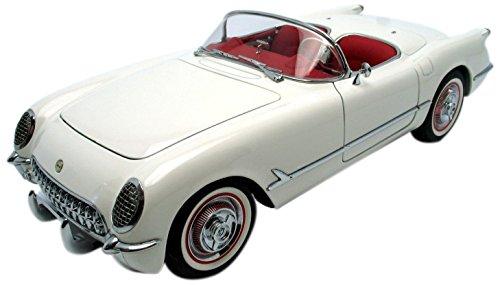 Autoart - 71081 - Véhicule Miniature - Chevrolet Corvette 1953 - Echelle 1:18