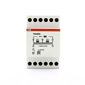 abb-entrelec TM40/24V–Trasformatore monofasico TM40/24