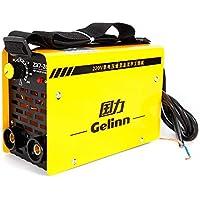 Soldador inverter eléctrico portátil, máquina de soldadura de 40 W, tubo único IGBT,