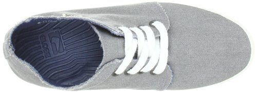 Globe Red Belly, Chaussures de skate homme Gris (Mid Grey)