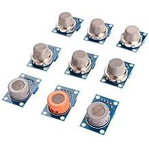 Capteur de gaz MQ - 2 Pèse Personne-MQ-MQ - 3 4 5–MQ MQ-MQ-MQ 6 7 8 9 Kit MQ-MQ - 135 capteur pour Arduino