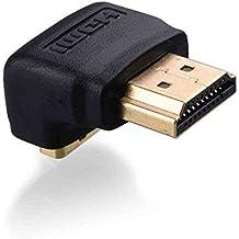 C63 PB4214 270 Degree HDMI Bend/ad angolo retto connettore placcato
