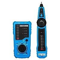 Anpress RJ11 RJ45 Cable Tester Line Finder Telephone Phone RJ45 RJ11 Wire Tracker Check Ethernet LAN Cable Tester Cat5 Cat6 Wire Tester