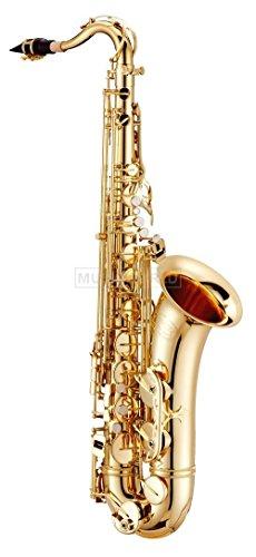 Jupiter JP 587 GL-W Tenor Saxophon - Goldlack mit Formkoffer