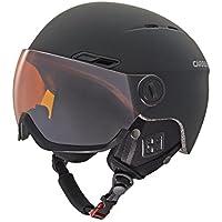 Carrera Karma - Casco de esquí, talla M
