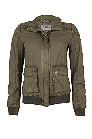BOMBER DEEP FOREST GREEN Groesse 40