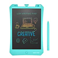 NEWYES 10.5 Inch Colorful Display LCD Writing Tablet, Substitutes of Magnetic Drawing Board, Suits for All Age Uses, for Note, Memo, To Do List, for Kids to Doodle