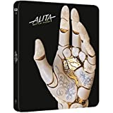 Alita Battle Angel Limited Edition Steelbook 4K UHD + Blu Ray