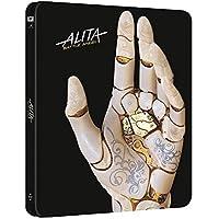 Alita Battle Angel Limited Edition Steelbook 4K UHD + Blu Ray