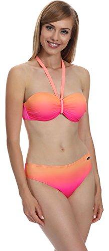 aQuarilla Bikini Coordinati per Donna Bahama Rosa/Salmone