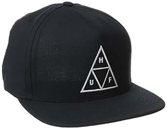 Huf Triple Triangle Snapback Cap Navy