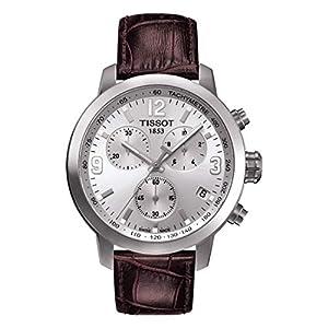 Tissot T0554171603700 reloj para hombre con cristal de zafiro antirreflectante,