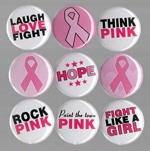 Genric Brotkrebs-Prägung, Pink Ribbon Hope