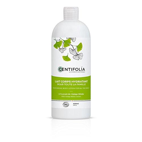 Centifolia Lait Corps Hydratant pour Toute la Famille 400 ml