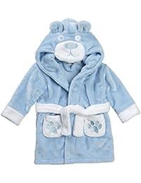 Bebé Niños Suave Oso De Peluche–Robe