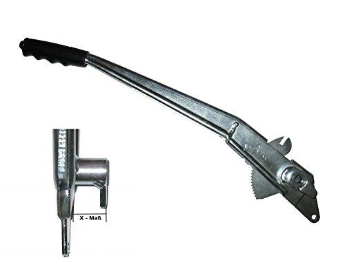 Handbremshebel für Peitz 450mm / 53mm