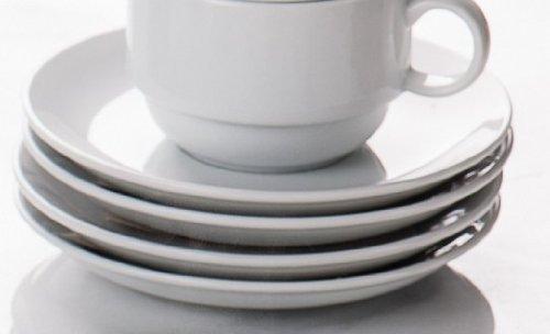 Domestic Professional TONDA Kaffeeuntertasse, Kaffeeuntere 14,5 cm