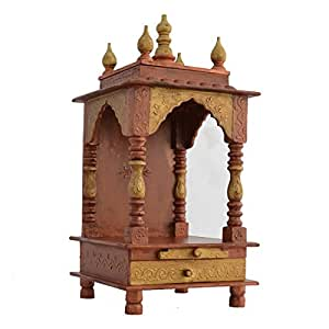 Home Temple/ Office Temple/ Wooden Temple / Office Mandir