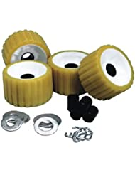 CE SMITH RIBBED ROLLER REPLACEMENT KIT 4 PACK GOLD