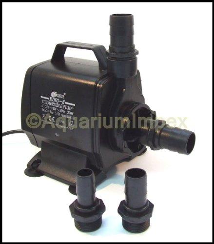 RESUN KING-6 Filterpumpe Pumpe 8500 L/H - 3