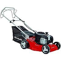 Einhell GC-PM 46/1 S B&S Push lawn mower 1650W Black,Red,Silver - Lawn Mowers (Push lawn mower, Cylinder blades, 46 cm, 3 cm, 8 cm, 50 L) - Trova i prezzi più bassi