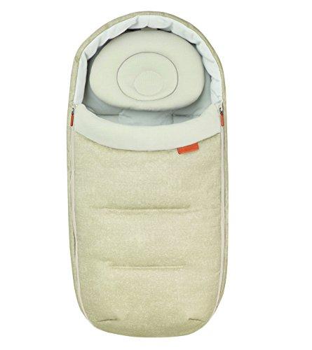 Bébé Confort Baby Cocoon Sacco Nanna per Passeggini Bébé Confort, Colore Nomad Sand