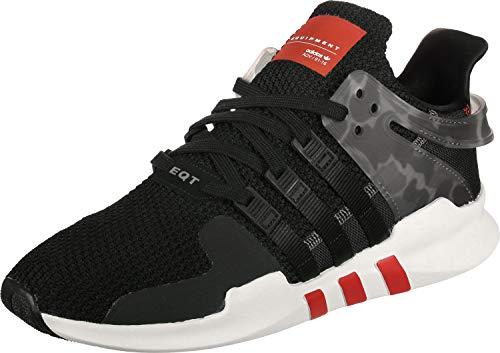 wholesale dealer 52732 bec3a adidas EQT Support ADV, Scarpe da Fitness Uomo, Nero (Negbás Ftwbla