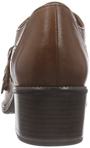 Tamaris24318 - Scarpe chiuse donna Marrone (Braun (Espresso 323))