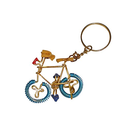 Cycle Shaped Key Chain  available at amazon for Rs.49