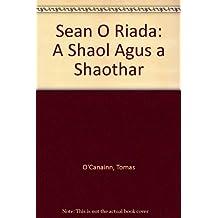 Sean O Riada: A Shaol Agus a Shaothar