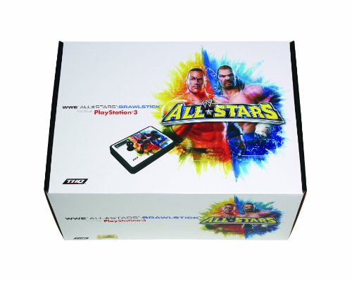 WWE All Stars BrawlStick (PS3)
