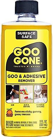 Goo Gone 2087 Remover Citrus, Yellow, 237 ml