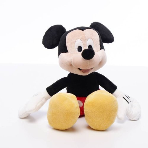 Mickey Mouse 8 inch plush soft toy Posh Paws Disney