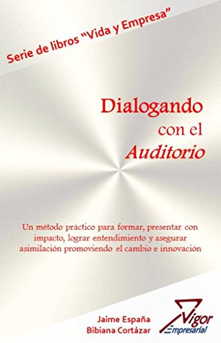 Dialogando con el auditorio por Jaime Alberto España Eraso
