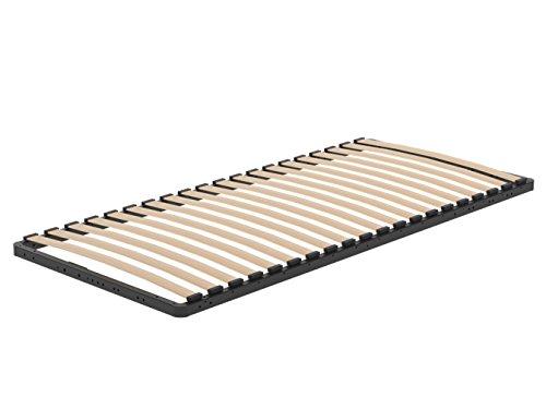 Hochkantbett Schrankbett Smartbett mit Matratze Foldaway bed 90 x 200 cm Vertikal Eiche Sonoma - 7