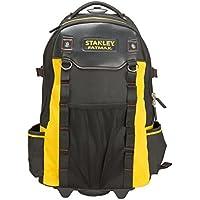Stanley FatMax 1-79-215 - Mochila con ruedas, 50 departamentos, capacidad 20 kg, base rígida