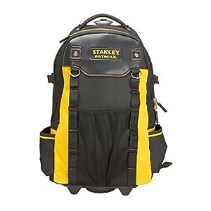 STANLEY FATMAX 1-79-215 – Mochila con Ruedas, capacidad max 20 Kg