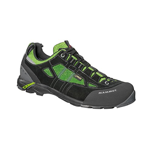 Raichle / Mammut Redburn Low GTX® Men black/artichoke