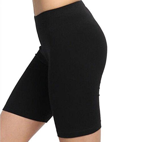 Shorts de Sécurité,ITISME Femme Culotte de Sécurité Sexy Grande Taille Respirant sous Vêtement Short Leggings Underwear Casual Leggings Pantalons Short